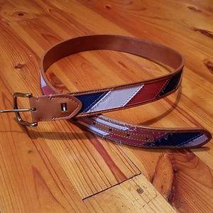 Tommy Hilfiger Bonded Leather Belt